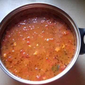 (Pseudo) Gruzińska zupa